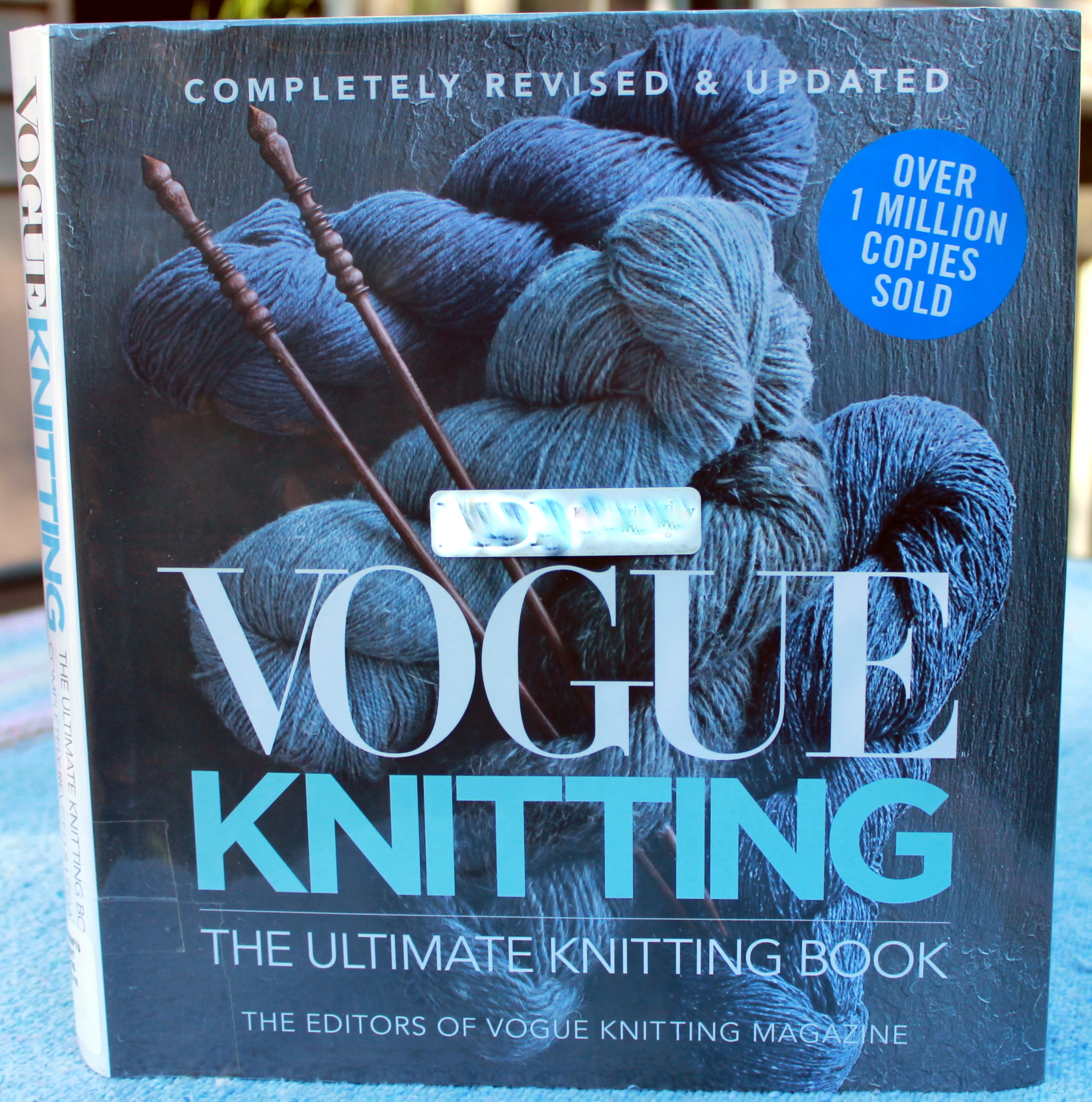 Vogue knitting book any